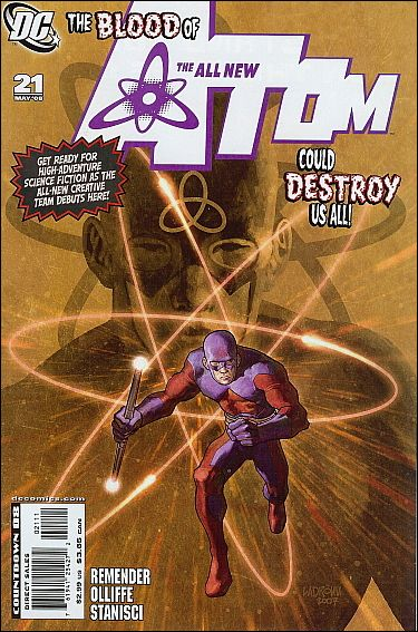 All New Atom 21-A by DC