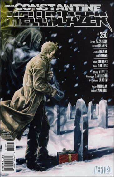 Hellblazer 250-A by Vertigo