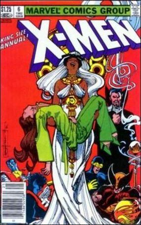 Uncanny X-Men Annual (1970) 6-B