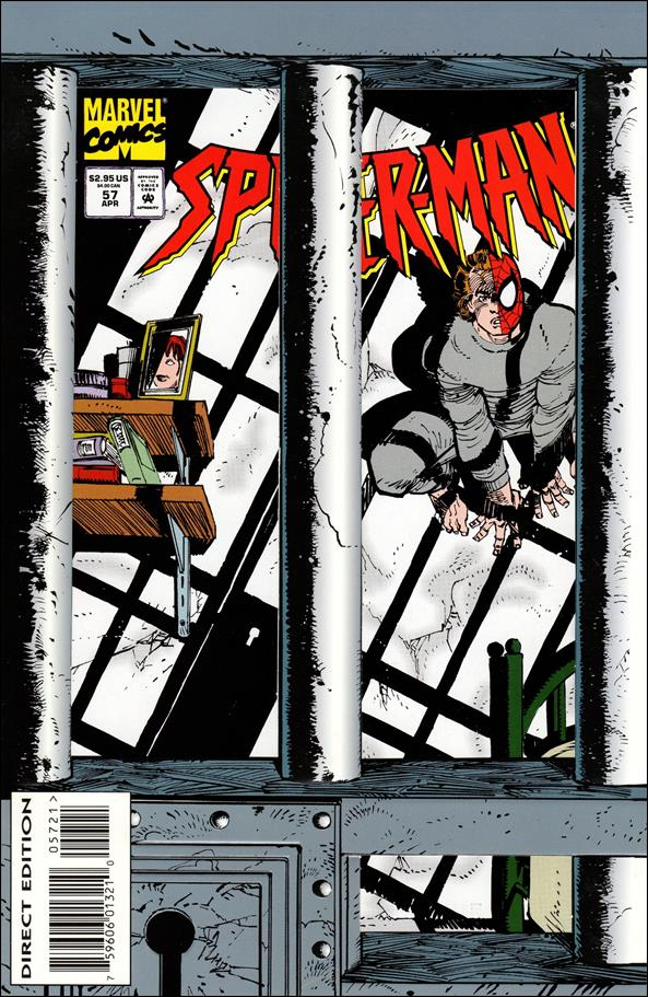 Spider-Man (1990) 57-A by Marvel