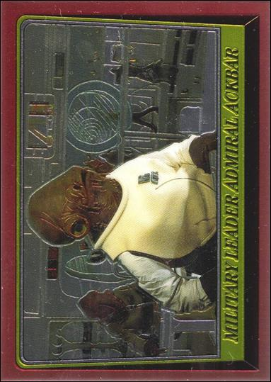 Star Wars Chrome Archives (Base Set) 88-A by Topps