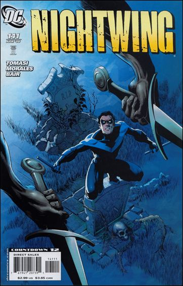 Nightwing (1996) 141-A by DC