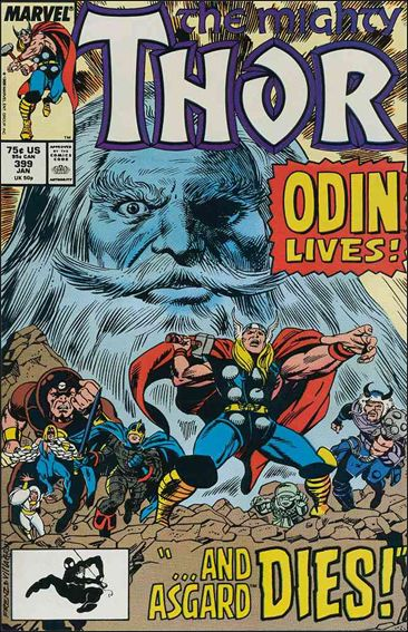 Thor (1966) 399-A by Marvel