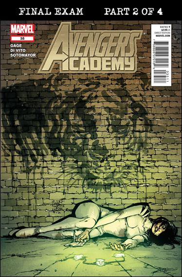 Avengers Academy 35-A by Marvel