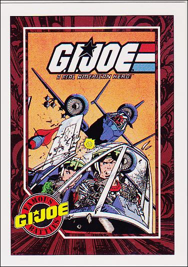 G.I. Joe (Base Set) 168-A by Impel