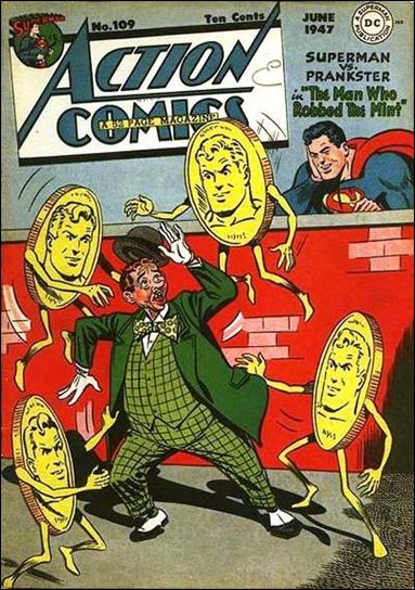 Action Comics (1938) 109-A by DC