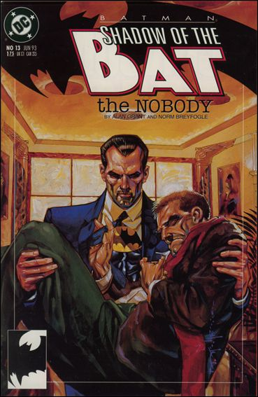 Batman: Shadow of the Bat 13-A by DC