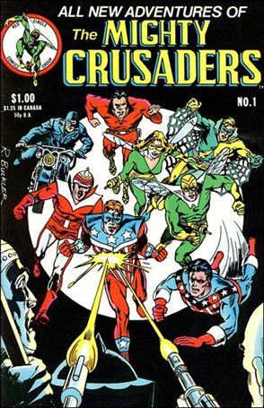 All New Adventures of the Mighty Crusaders 1-A