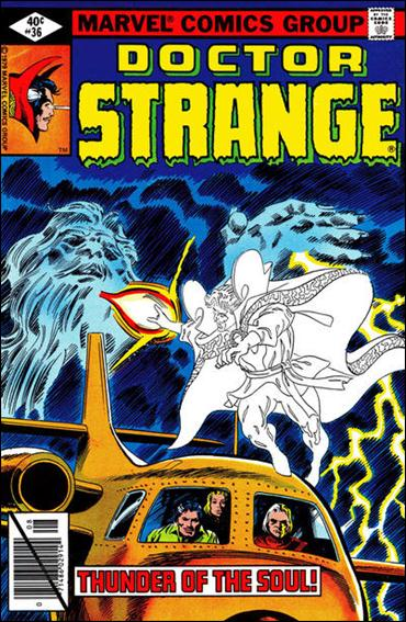 Doctor Strange (1974) 36-Z-Invalid by Marvel