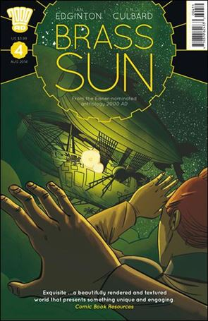 Brass Sun 4-A