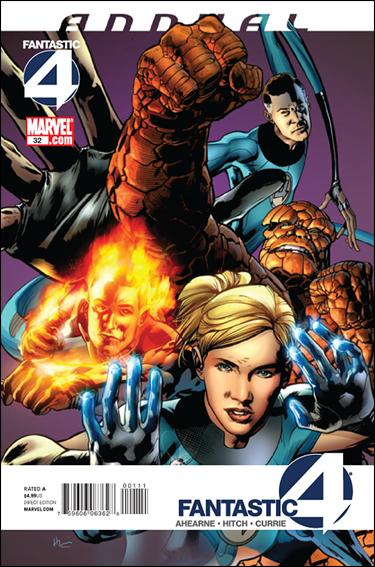 Fantastic Four Annual  32-A by Marvel