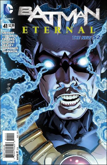 Batman Eternal 41-A by DC