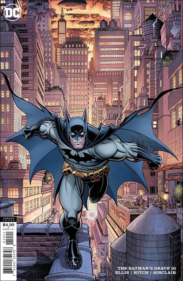 Batman's Grave 10-B by DC