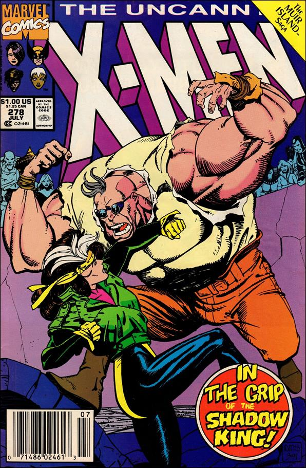 Uncanny X-Men (1981) 278-A by Marvel