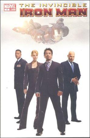 Invincible Iron Man (2008) 1-K