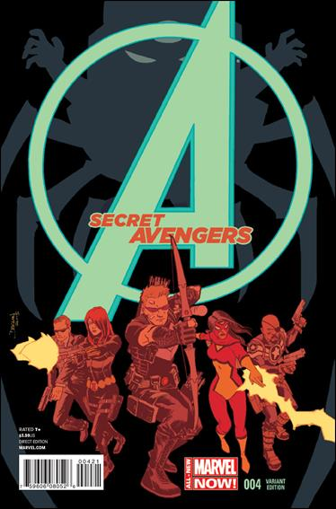 Secret Avengers (2014) 4-B by Marvel