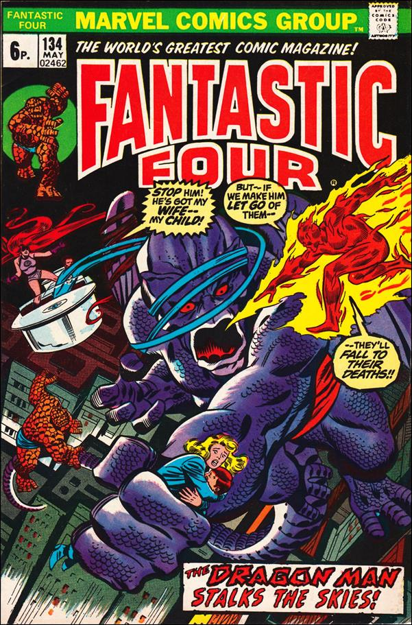 Fantastic Four (1961) 134-B by Marvel