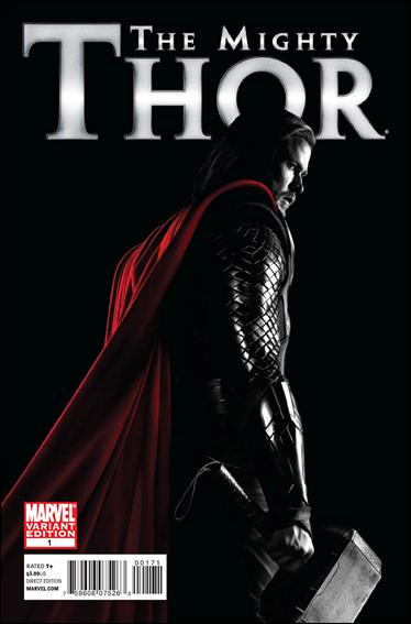 Mighty Thor (2011) 1-D by Marvel