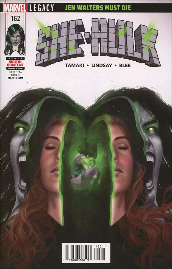 She-Hulk (2018) 162-A by Marvel
