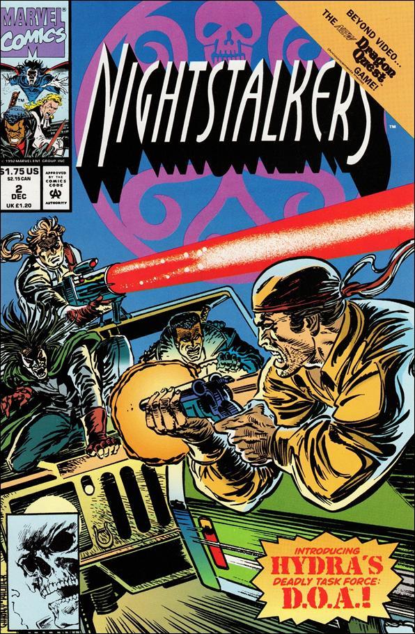 Nightstalkers 2-A by Marvel