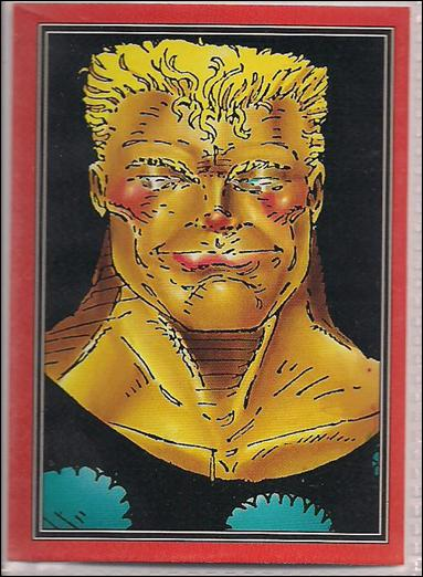 Youngblood: Series 1 (Base Set) 66-A by Comic Images