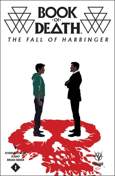Book of Death: Fall of Harbinger 1-A by Valiant Entertainment