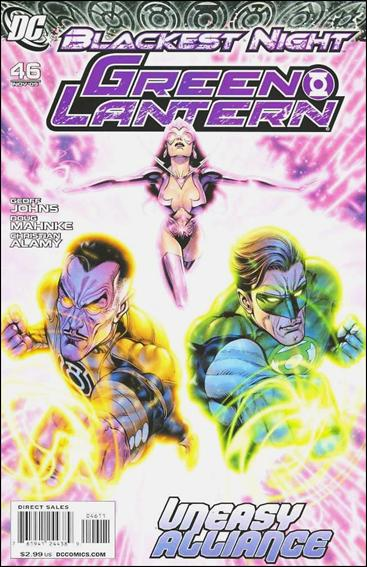 Green Lantern (2005) 46-A by DC