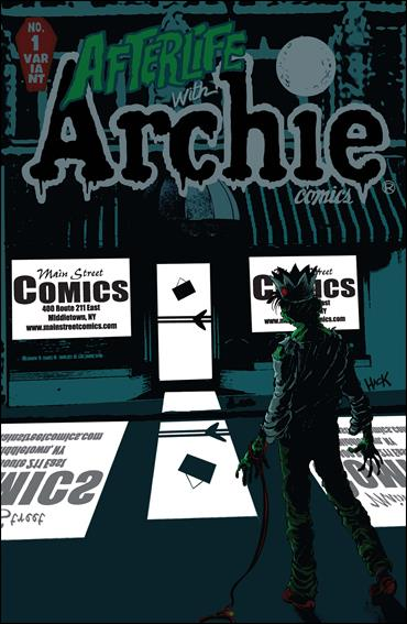 Afterlife with Archie 1-FI by Archie