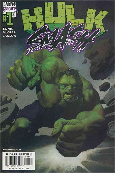 Hulk Smash 1-A by Marvel
