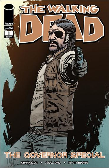 Walking Dead: The Governor Special 1-A by Image