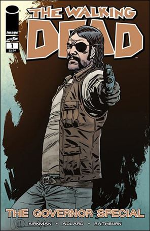 Walking Dead: The Governor Special 1-A