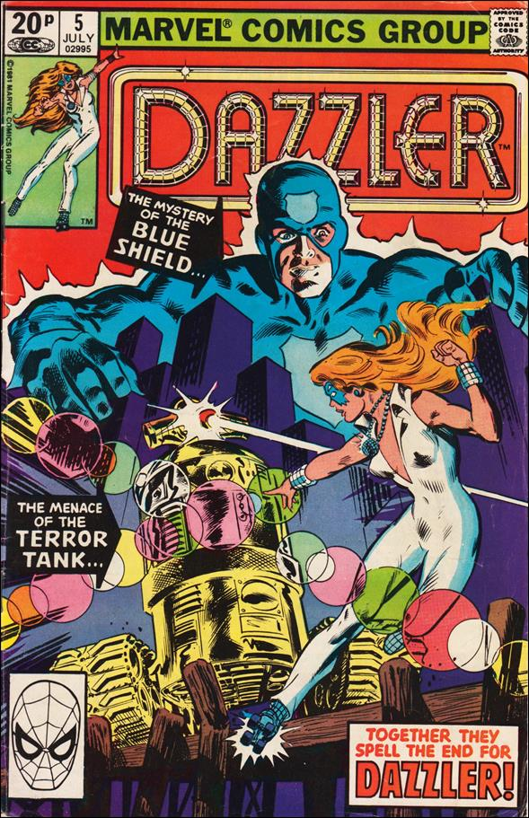 Dazzler (1981) 5-B by Marvel