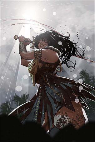 Xena: Warrior Princess (2019) 5-E