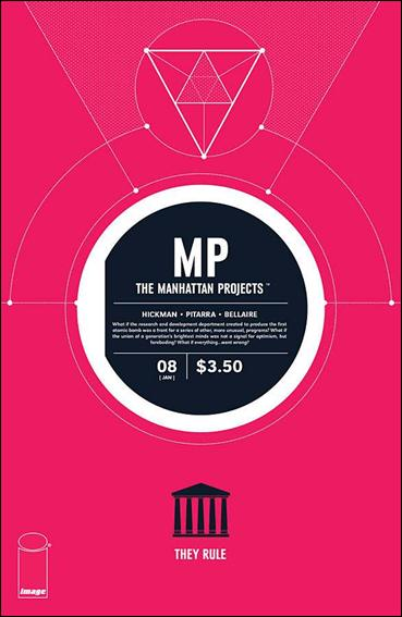 Manhattan Projects 8-A by Image