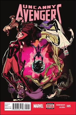 Uncanny Avengers (2015) 5-A