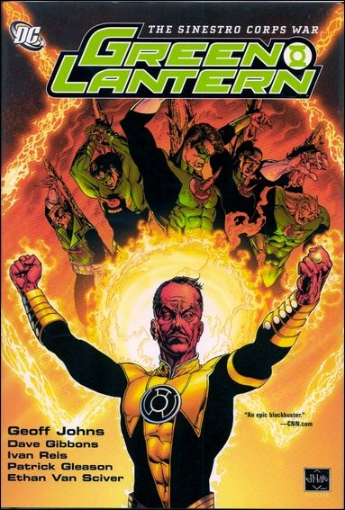 Green Lantern: The Sinestro Corps War 1-A by DC