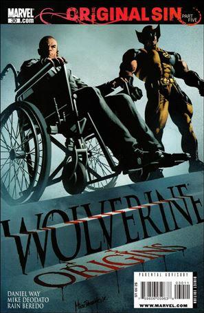 Wolverine: Origins 30-A