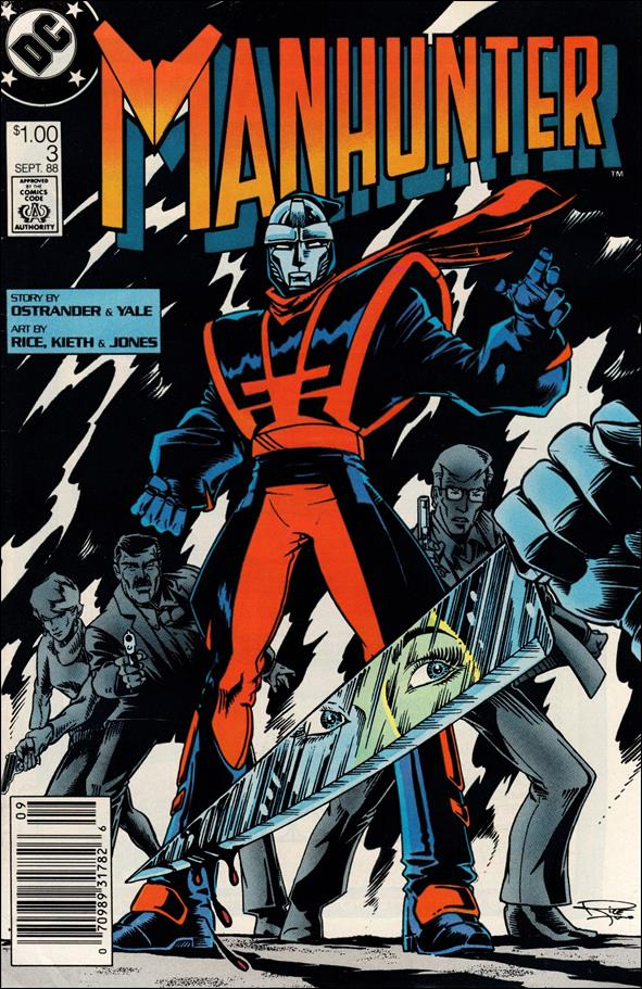 Manhunter (1988) 3-A by DC