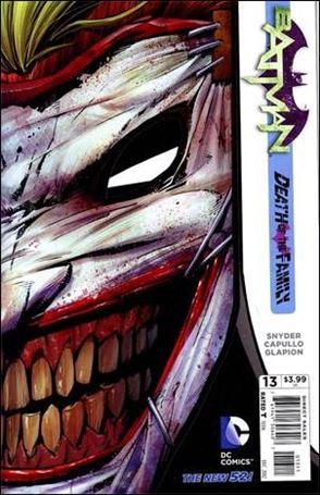 Batman (2011) 13-A