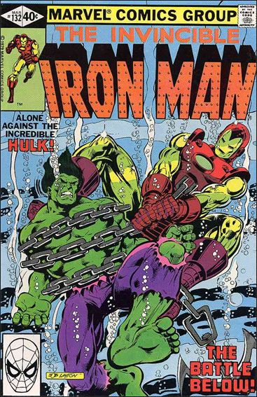 Iron Man (1968) 132-A by Marvel