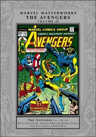 Marvel Masterworks: The Avengers 15-A