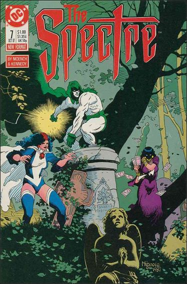 Spectre (1987) 7-A by DC