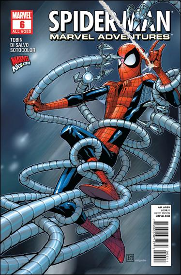 Marvel Adventures Spider-Man (2010) 6-A by Marvel