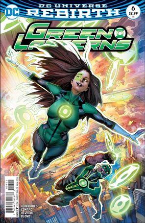 Green Lanterns 6-A