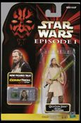 "Star Wars: Episode I 3 3/4"" Basic Action Figures Qui-Gon Jinn (Jedi Duel) (No Logos)"