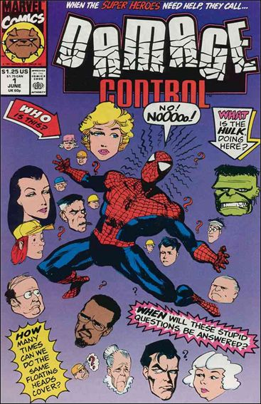 Damage Control (1991) 1-A by Marvel