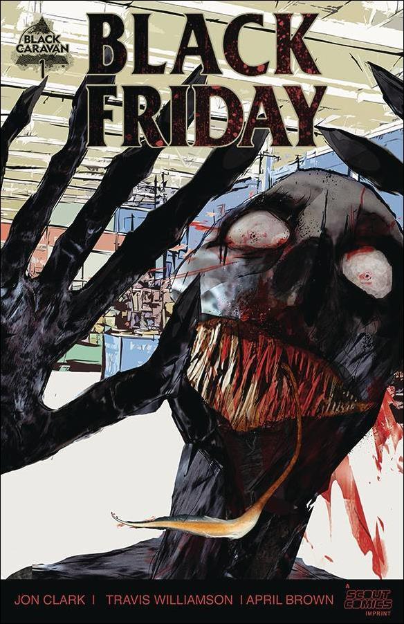 Black Friday 1-B by Black Caravan