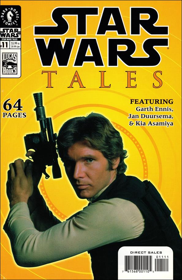Star Wars Tales 11-B by Dark Horse