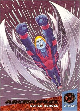 1994 Fleer Ultra X-Men (Base Set) 12-A