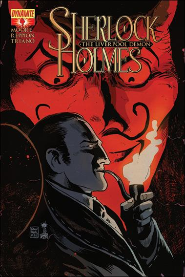 Sherlock Holmes: The Liverpool Demon 4-A by Dynamite Entertainment